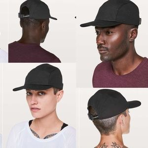 Lululemon Unisex Bases Covered 5-Panel Hat